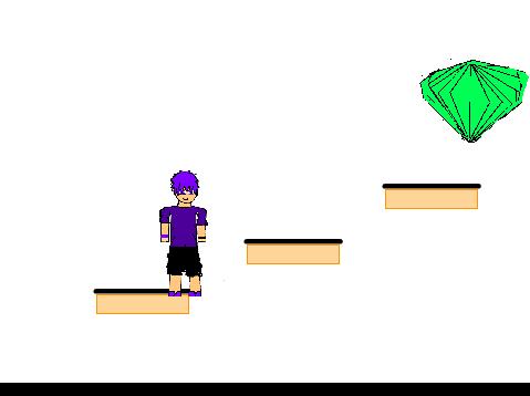 Gem Platformer